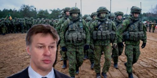 Как обустроена система территориальной обороны Литвы