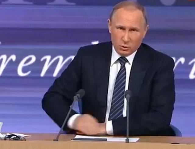 Путин поручил приостановить договор о ЗСТ между РФ и Украиной