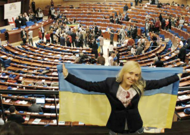 Устинова - жертва папарацци, или завравшаяся активистка?